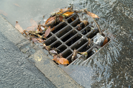 catch basin cleaning, storm drain cleaning